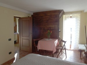 The bedroom - Italy Country Stay