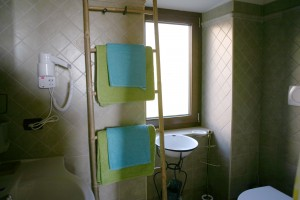 The Bathroom - Italy Country Stay