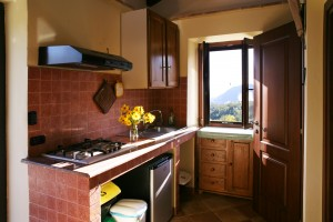 The Kitchen - Italy Country Stay